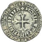 Photo numismatique  MONNAIES MONNAIES DU MONDE PAYS-BAS HOLLANDE, Guillaume V de Bavière (1359-1389) Double gros botdraeger.