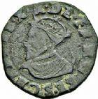 Photo numismatique  ARCHIVES VENTE 2015 -26-28 oct -Coll Jean Teitgen ROYALES FRANCAISES CHARLES X, roi de la Ligue (2 août 1589-9 mai 1590)  230- Lot de 2 monnaies.