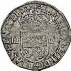 Photo numismatique  ARCHIVES VENTE 2015 -26-28 oct -Coll Jean Teitgen ROYALES FRANCAISES HENRI IV (2 août 1589-14 mai 1610)  244- 1/4 d'écu et 1/8ème d'écu du Dauphiné, Grenoble 1604 et 1603.