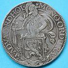 Photo numismatique  MONNAIES MONNAIES DU MONDE PAYS-BAS UTRECHT Thaler au lion (48 stuivers) de 1589.