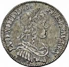 Photo numismatique  ARCHIVES VENTE 2015 -26-28 oct -Coll Jean Teitgen ROYALES FRANCAISES LOUIS XIV (14 mai 1643-1er septembre 1715)  340- 1/4 d'écu à la mèche longue, Paris 1646.