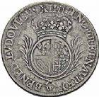 Photo numismatique  ARCHIVES VENTE 2015 -26-28 oct -Coll Jean Teitgen ROYALES FRANCAISES LOUIS XIV (14 mai 1643-1er septembre 1715)  383- Écu de Flandre aux palmes (dit «carambole»), Lille 16....