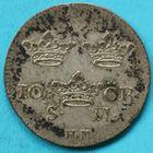 Photo numismatique  MONNAIES MONNAIES DU MONDE SUEDE FREDERIC Ier (1720-1751) 10 ore de 1751.