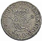 Photo numismatique  ARCHIVES VENTE 2015 -26-28 oct -Coll Jean Teitgen ROYALES FRANCAISES LOUIS XIV (14 mai 1643-1er septembre 1715)  393- Écu de Béarn aux insignes, Pau [1701].