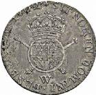 Photo numismatique  ARCHIVES VENTE 2015 -26-28 oct -Coll Jean Teitgen ROYALES FRANCAISES LOUIS XIV (14 mai 1643-1er septembre 1715)  395- 1/2 écu de Flandre aux insignes, 1er type, Lille 1702.