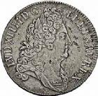 Photo numismatique  ARCHIVES VENTE 2015 -26-28 oct -Coll Jean Teitgen ROYALES FRANCAISES LOUIS XIV (14 mai 1643-1er septembre 1715)  401- Écu aux huit L du 2ème type au buste lauré, Paris 1704.