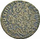 Photo numismatique  ARCHIVES VENTE 2015 -26-28 oct -Coll Jean Teitgen ROYALES FRANCAISES LOUIS XIV (14 mai 1643-1er septembre 1715)  418- Quinze sols de la foire de Beaucaire (Montpellier ou Aix, 1682).