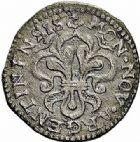 Photo numismatique  ARCHIVES VENTE 2015 -26-28 oct -Coll Jean Teitgen ROYALES FRANCAISES LOUIS XIV (14 mai 1643-1er septembre 1715)  422- Pièce de un sol, 1684.