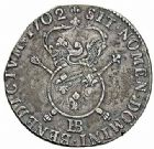 Photo numismatique  ARCHIVES VENTE 2015 -26-28 oct -Coll Jean Teitgen ROYALES FRANCAISES LOUIS XIV (14 mai 1643-1er septembre 1715)  424- Pièce de 34 sols 6 deniers aux insignes, Strasbourg 1702.