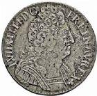 Photo numismatique  ARCHIVES VENTE 2015 -26-28 oct -Coll Jean Teitgen ROYALES FRANCAISES LOUIS XIV (14 mai 1643-1er septembre 1715)  427- Pièce de 44 sols, Paris 1714.