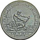 Photo numismatique  ARCHIVES VENTE 2015 -26-28 oct -Coll Jean Teitgen MODERNES FRANÇAISES MONNAIES DE CONFIANCE (1791-1793)  507- Monneron à l'Hercule de cinq sols, 1792 an 4.