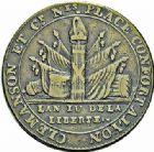 Photo numismatique  ARCHIVES VENTE 2015 -26-28 oct -Coll Jean Teitgen MODERNES FRANÇAISES MONNAIES DE CONFIANCE (1791-1793)  509- 2 sols de Clémanson.