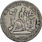 Photo numismatique  ARCHIVES VENTE 2015 -26-28 oct -Coll Jean Teitgen MODERNES FRANÇAISES MONNAIES DE CONFIANCE (1791-1793)  512- Lot de 2 monnaies, 10 et 5 sols de Lefèvre.