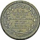Photo numismatique  ARCHIVES VENTE 2015 -26-28 oct -Coll Jean Teitgen MODERNES FRANÇAISES MONNAIES DE CONFIANCE (1791-1793)  516- Liberté Françoise, Lyon 1792, an I.