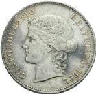 Photo numismatique  MONNAIES MONNAIES DU MONDE SUISSE CONFEDERATION 5 francs de 1892.