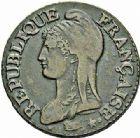 Photo numismatique  ARCHIVES VENTE 2015 -26-28 oct -Coll Jean Teitgen MODERNES FRANÇAISES LE DIRECTOIRE (27 octobre 1795-10 novembre 1799)  530- Lot de 4 monnaies.