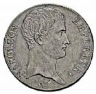 Photo numismatique  ARCHIVES VENTE 2015 -26-28 oct -Coll Jean Teitgen MODERNES FRANÇAISES NAPOLEON Ier, empereur (18 mai 1804- 6 avril 1814)  542- 5 francs, Paris 1806.
