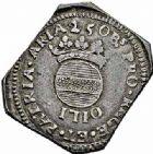 Photo numismatique  ARCHIVES VENTE 2015 -26-28 oct -Coll Jean Teitgen MONNAIES OBSIDIONALES AIRE-SUR-LA-LYS, assiégée par les Alliés, 1710  617- Pièce de 25 sols.