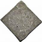 Photo numismatique  ARCHIVES VENTE 2015 -26-28 oct -Coll Jean Teitgen MONNAIES OBSIDIONALES BRÉDA. Assiégée par les Espagnols, 1625  623-  Pièce de 20stuiver.