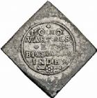 Photo numismatique  ARCHIVES VENTE 2015 -26-28 oct -Coll Jean Teitgen MONNAIES OBSIDIONALES BRISACH (VIEUX). Assiégée par les suédois, 1633  624-  Pièce de 48 batzen (kreuzers).