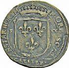 Photo numismatique  ARCHIVES VENTE 2015 -26-28 oct -Coll Jean Teitgen MONNAIES OBSIDIONALES CASALE. Assiégée par les Espagnols, 1630  627- Pièce de 20florins.