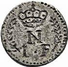 Photo numismatique  ARCHIVES VENTE 2015 -26-28 oct -Coll Jean Teitgen MONNAIES OBSIDIONALES CATTARO. Assiégée par les anglais, 1813  630- Pièce de un franc, 1813.