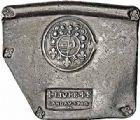 Photo numismatique  ARCHIVES VENTE 2015 -26-28 oct -Coll Jean Teitgen MONNAIES OBSIDIONALES LANDAU. Assiégée par les Impériaux, 1702  636- Pièce de 4 livres 4 sols de production allemande.