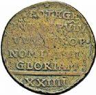 Photo numismatique  ARCHIVES VENTE 2015 -26-28 oct -Coll Jean Teitgen MONNAIES OBSIDIONALES MAASTRICHT. Assiégée par les Espagnols. Émission du 14 mai 1579.   648- Pièce de 24 stuiver.