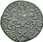 Photo numismatique  ARCHIVES VENTE 2015 -26-28 oct -Coll Jean Teitgen MONNAIES OBSIDIONALES MAASTRICHT. Assiégée par les Espagnols. Émission de juin 1579.   652- Pièce de 8 stuiver.