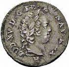 Photo numismatique  ARCHIVES VENTE 2015 -26-28 oct -Coll Jean Teitgen COLONIES FRANCAISES (1640-1843) LOUIS XV (1er septembre 1715-10 mai 1774) Colonies. Antilles. Isles sous le Vent 679- 6 sols, 1731.