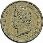 Photo numismatique  ARCHIVES VENTE 2015 -26-28 oct -Coll Jean Teitgen COLONIES FRANCAISES (1640-1843) LOUIS-PHILIPPE Ier (9 août 1830-24 février 1848)  694- 10 et 5 centimes.