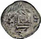 Photo numismatique  ARCHIVES VENTE 2015 -26-28 oct -Coll Jean Teitgen ÉVECHE DE METZ THIERRY II (1005-1047) et HENRI II roi puis empereur (1002-1014-1024)  744- Obole.
