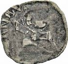 Photo numismatique  ARCHIVES VENTE 2015 -26-28 oct -Coll Jean Teitgen EVECHE DE METZ ADALBERON III (1047-1072)  749- Denier, Metz.