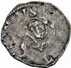 Photo numismatique  ARCHIVES VENTE 2015 -26-28 oct -Coll Jean Teitgen EVECHE DE METZ ADALBERON III (1047-1072)  750- Denier, Épinal.