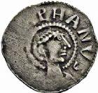 Photo numismatique  ARCHIVES VENTE 2015 -26-28 oct -Coll Jean Teitgen EVECHE DE METZ HERIMAN (1073-1090)  751- Denier.