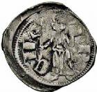 Photo numismatique  ARCHIVES VENTE 2015 -26-28 oct -Coll Jean Teitgen EVECHE DE METZ RENAUD de Bar (1302-1316)  788- Denier, Épinal.