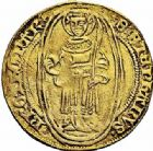 Photo numismatique  ARCHIVES VENTE 2015 -26-28 oct -Coll Jean Teitgen CITE IMPERIALE DE METZ Monnayage d'or  835- Florin d'or, (à partir de 1415).
