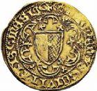 Photo numismatique  ARCHIVES VENTE 2015 -26-28 oct -Coll Jean Teitgen CITE IMPÉRIALE DE METZ Monnayage d'or  836- Florin d'or, (à partir de 1415).