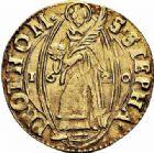 Photo numismatique  ARCHIVES VENTE 2015 -26-28 oct -Coll Jean Teitgen CITE IMPÉRIALE DE METZ Monnayage d'or  840- Florin d'or, 1620.