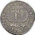 Photo numismatique  ARCHIVES VENTE 2015 -26-28 oct -Coll Jean Teitgen CITE IMPÉRIALE DE METZ Monnayage d'argent  844- Thaler, 1631.
