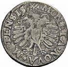 Photo numismatique  ARCHIVES VENTE 2015 -26-28 oct -Coll Jean Teitgen CITE IMPÉRIALE DE METZ Monnayage d'argent  850- Teston, 1er type, 1590.