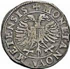 Photo numismatique  ARCHIVES VENTE 2015 -26-28 oct -Coll Jean Teitgen CITE IMPÉRIALE DE METZ Monnayage d'argent  852- Teston, 3ème type, 1598.