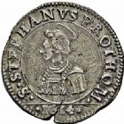 Photo numismatique  ARCHIVES VENTE 2015 -26-28 oct -Coll Jean Teitgen CITE IMPÉRIALE DE METZ Monnayage d'argent  855- Franc de 12 gros, 1614.
