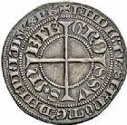 Photo numismatique  ARCHIVES VENTE 2015 -26-28 oct -Coll Jean Teitgen CITE IMPERIALE DE METZ Monnayage d'argent  860- Gros au saint Étienne debout, (1384-1394).