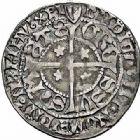 Photo numismatique  ARCHIVES VENTE 2015 -26-28 oct -Coll Jean Teitgen CITE IMPERIALE DE METZ Monnayage d'argent  864- Gros au saint agenouillé, type 2, (fin XVe siècle - 1588).