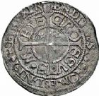 Photo numismatique  ARCHIVES VENTE 2015 -26-28 oct -Coll Jean Teitgen CITE IMPERIALE DE METZ Monnayage d'argent  865- Gros au saint agenouillé (2).