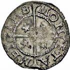 Photo numismatique  ARCHIVES VENTE 2015 -26-28 oct -Coll Jean Teitgen CITE IMPERIALE DE METZ Monnayage d'argent  872- Bugne au saint accosté, (après 1588).