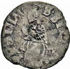 Photo numismatique  ARCHIVES VENTE 2015 -26-28 oct -Coll Jean Teitgen CITE IMPERIALE DE METZ Monnayage d'argent  873- Bugnes, contremarquées de l'alérion lorrain, (après 1621).