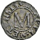 Photo numismatique  ARCHIVES VENTE 2015 -26-28 oct -Coll Jean Teitgen CITE IMPERIALE DE METZ Monnayage de billon  879- Liard ou quart de sou, type 2, millésime en exergue, 1655.