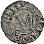Photo numismatique  ARCHIVES VENTE 2015 -26-28 oct -Coll Jean Teitgen CITE IMPÉRIALE DE METZ Monnayage de billon  879- Liard ou quart de sou, type 2, millésime en exergue, 1655.